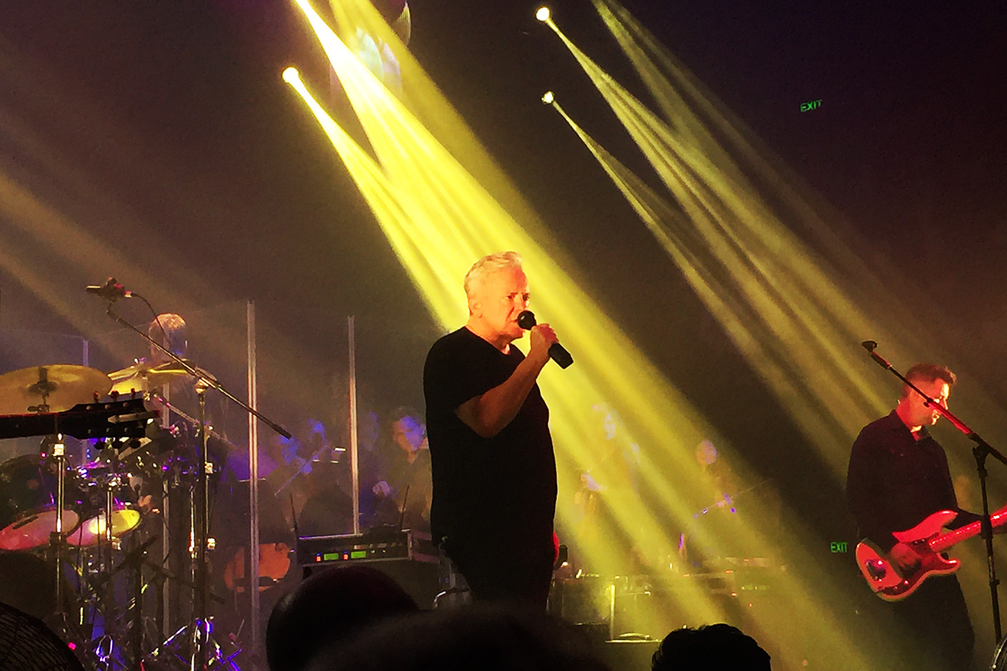 New Order – Live at Sydney Opera House, Vivid 2016